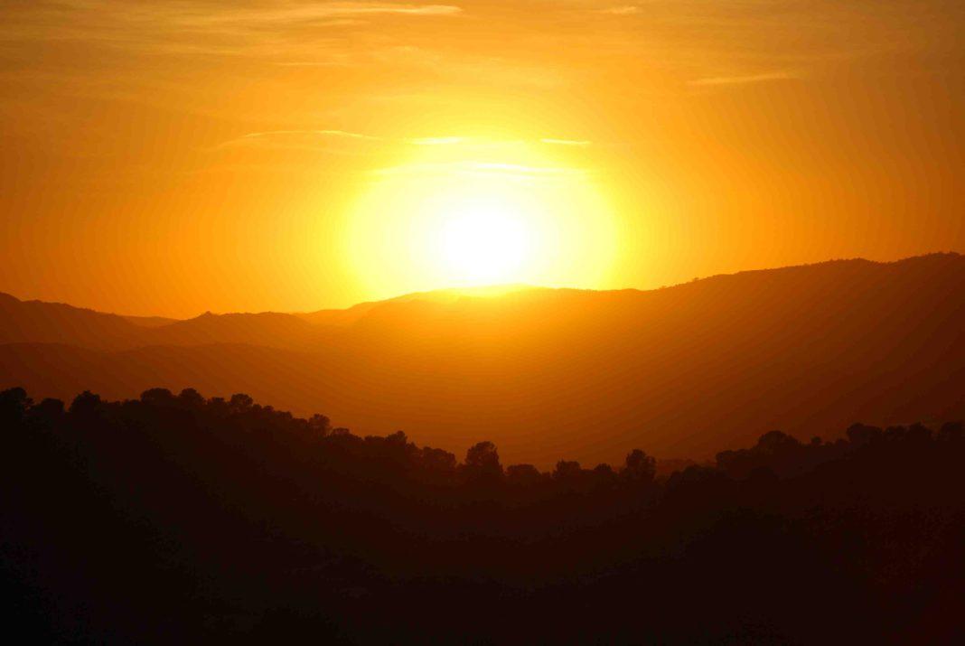 Возможная супервспышка на Солнце