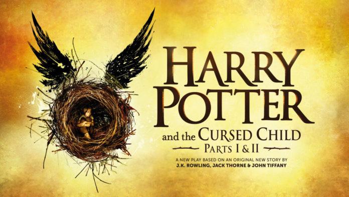 Harry Potter and the cursed child / Гарри Поттер и проклятое дитя