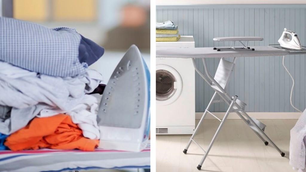 Гладильная доска / ironing board