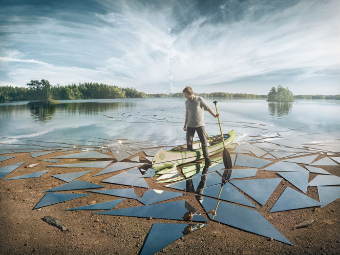 Эрик Джоханссон: разбитое зеркало озера - Impact
