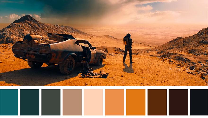 Безумный Макс: Дорога ярости (2015) Реж. Джордж Миллер