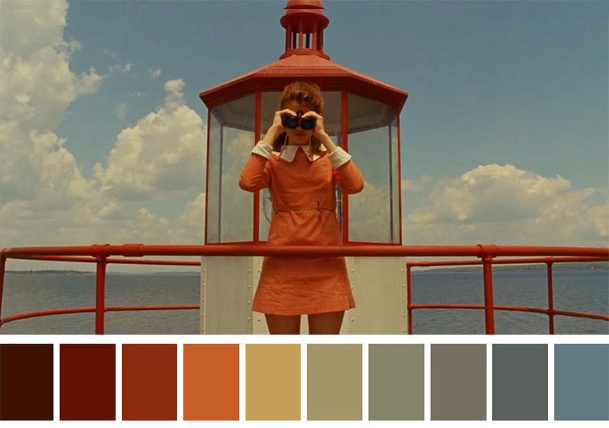 Королевство полной луны (2012) Реж. Уэс Андерсон
