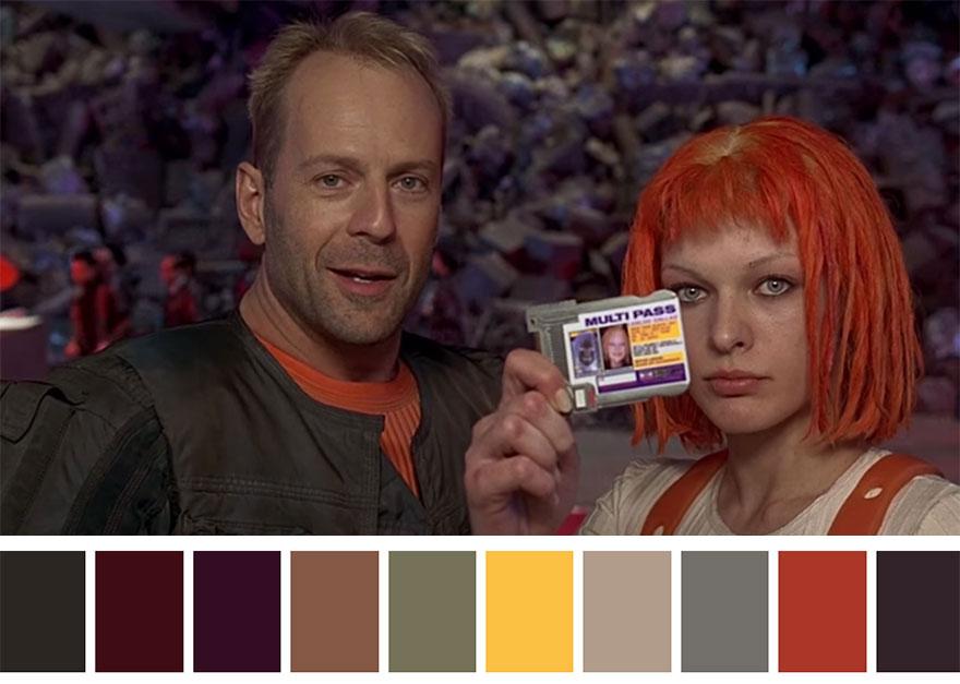 Пятый элемент (1997) Реж. Люк Бессон