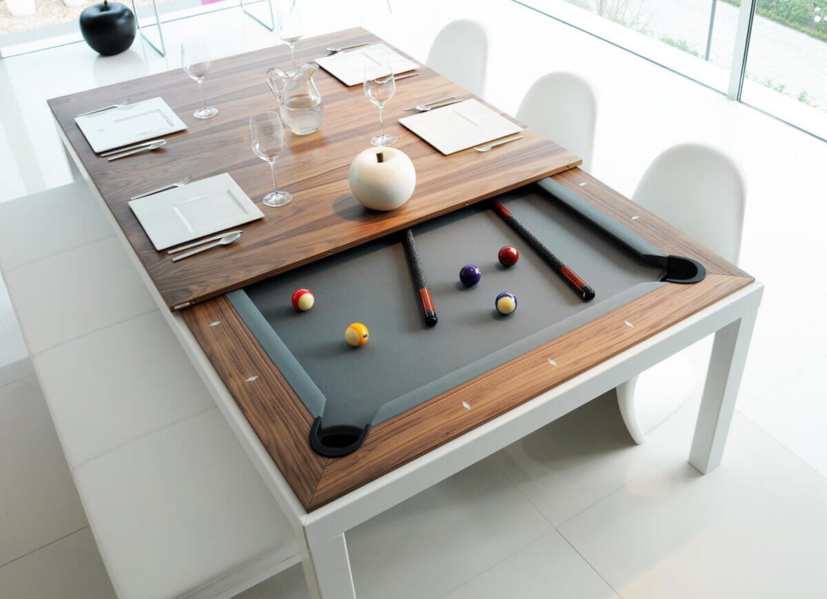 Fusion Dining And Pool Table 2