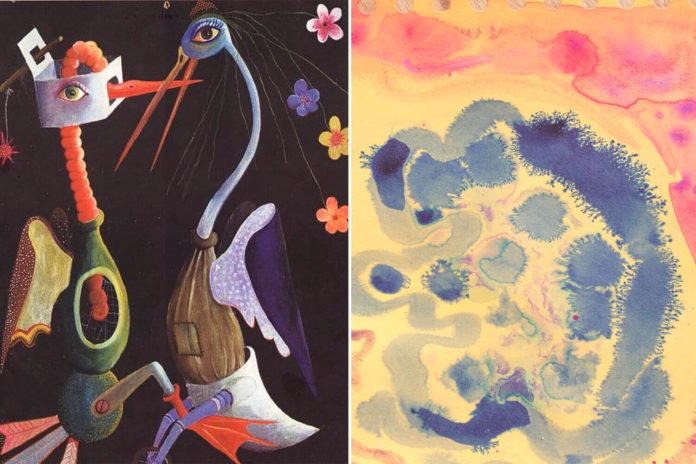 Тест: Отличите шедевры живописи от рисунков психически больных