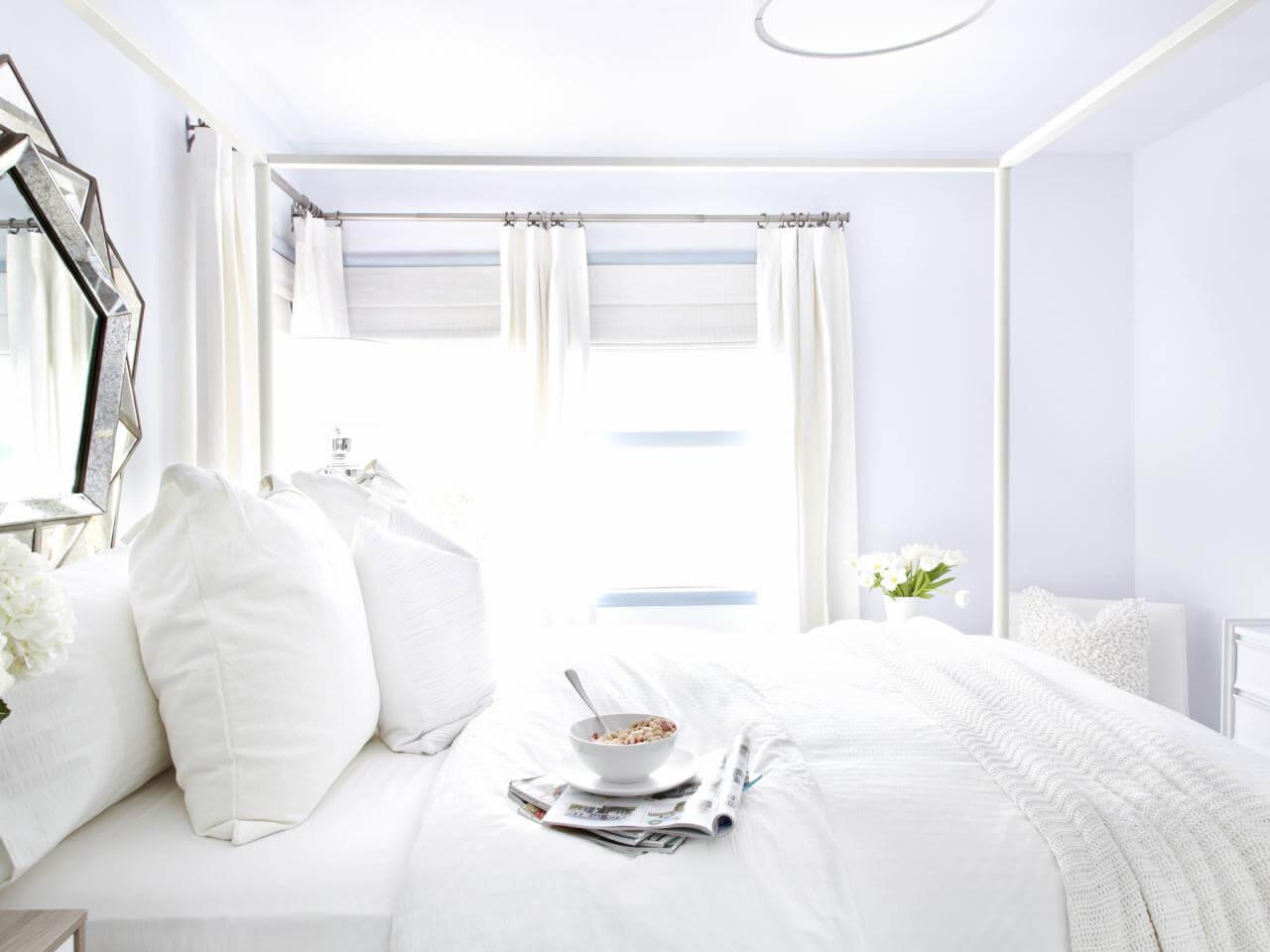 Освещение в маленькой комнате