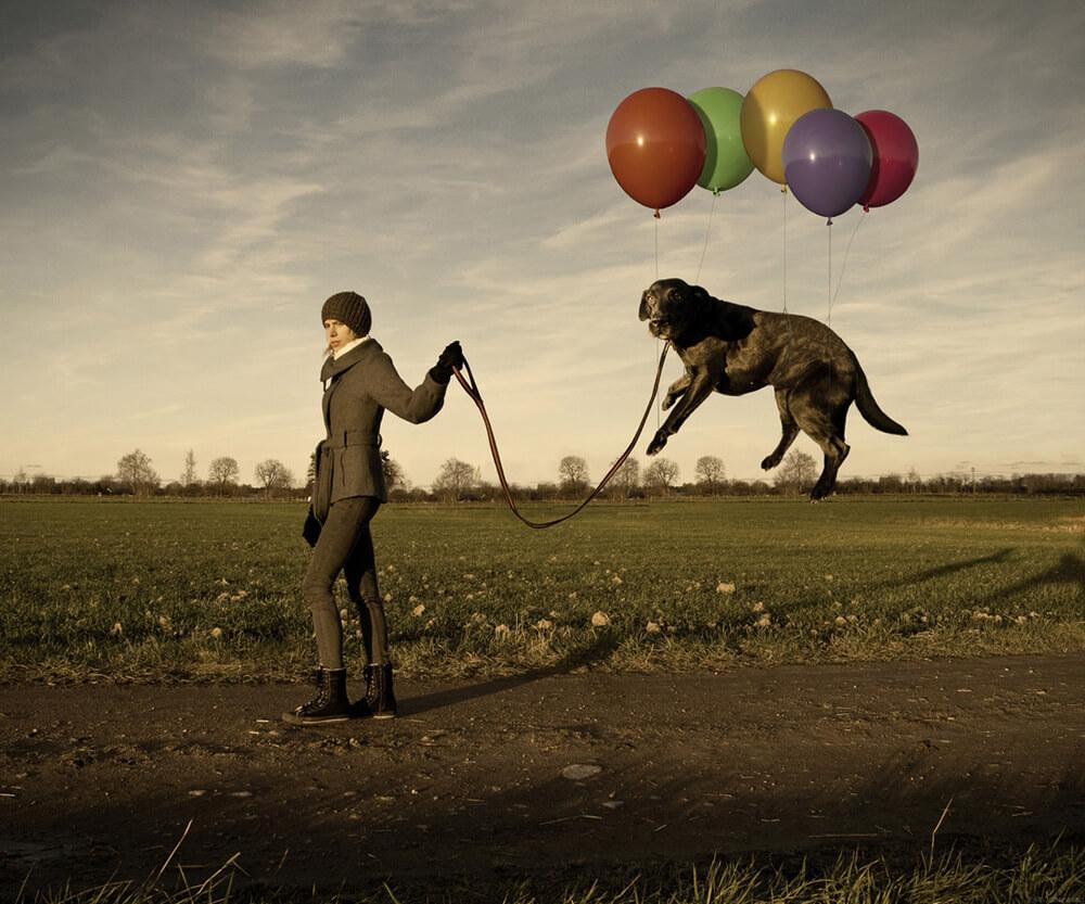 Головоломные оптические иллюзии шведского фотошоп-мастера Эрика Йоханссона