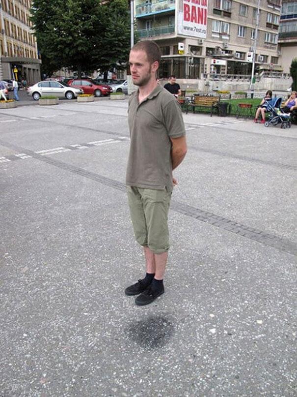 Показалось... Смешные оптические иллюзии на фотографиях