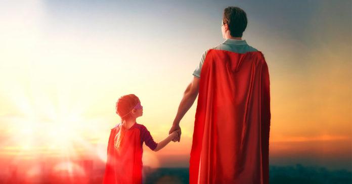 10 правил идеального отца для девочки