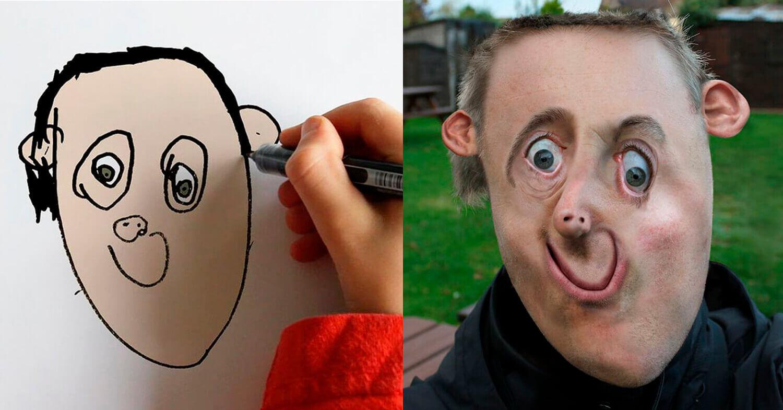 Назвать картинки, смешные рисунки фотошоп