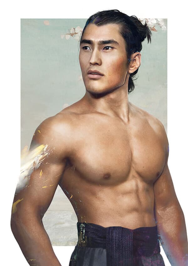 Капитан Ли Шанг (Мулан)