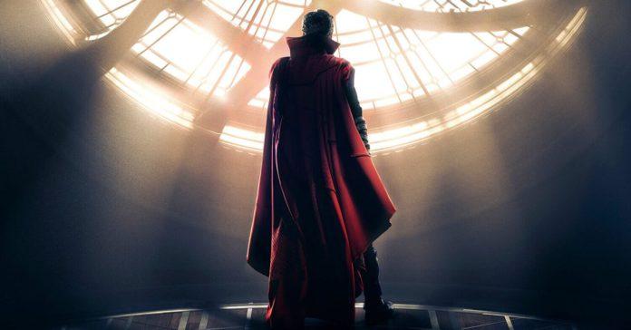 Доктор Стрэндж - впечатляющая новинка от Marvel