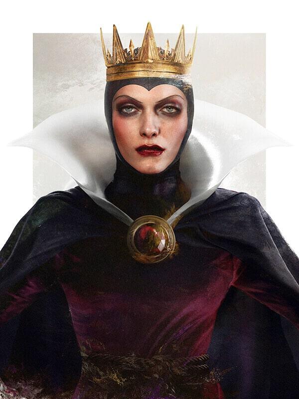 Злая королева (Белоснежка и семь гномов)
