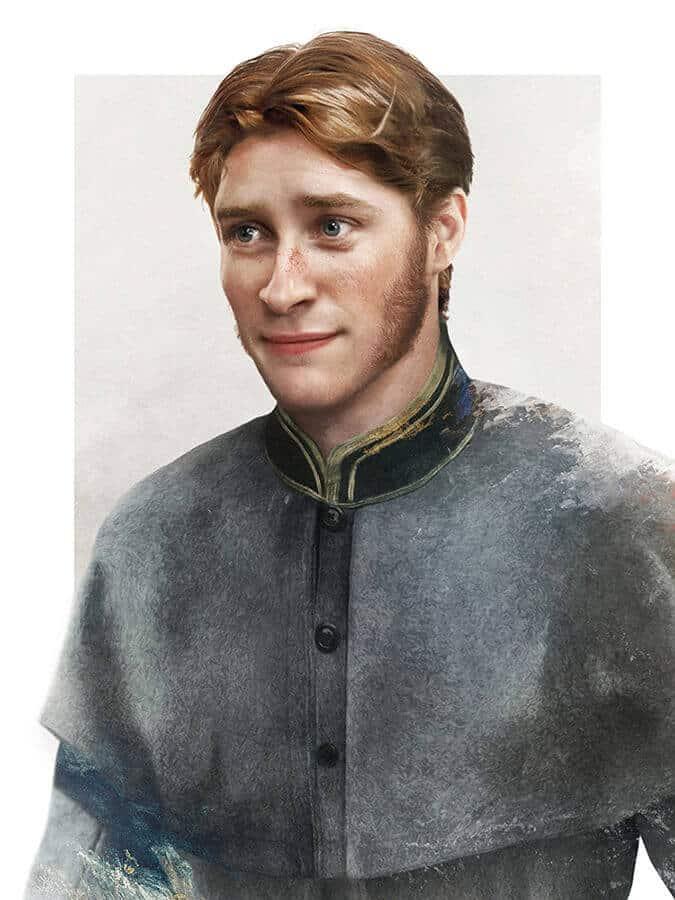 Принц Ханс (Холодное сердце)