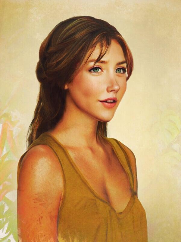 Джейн (Тарзан)