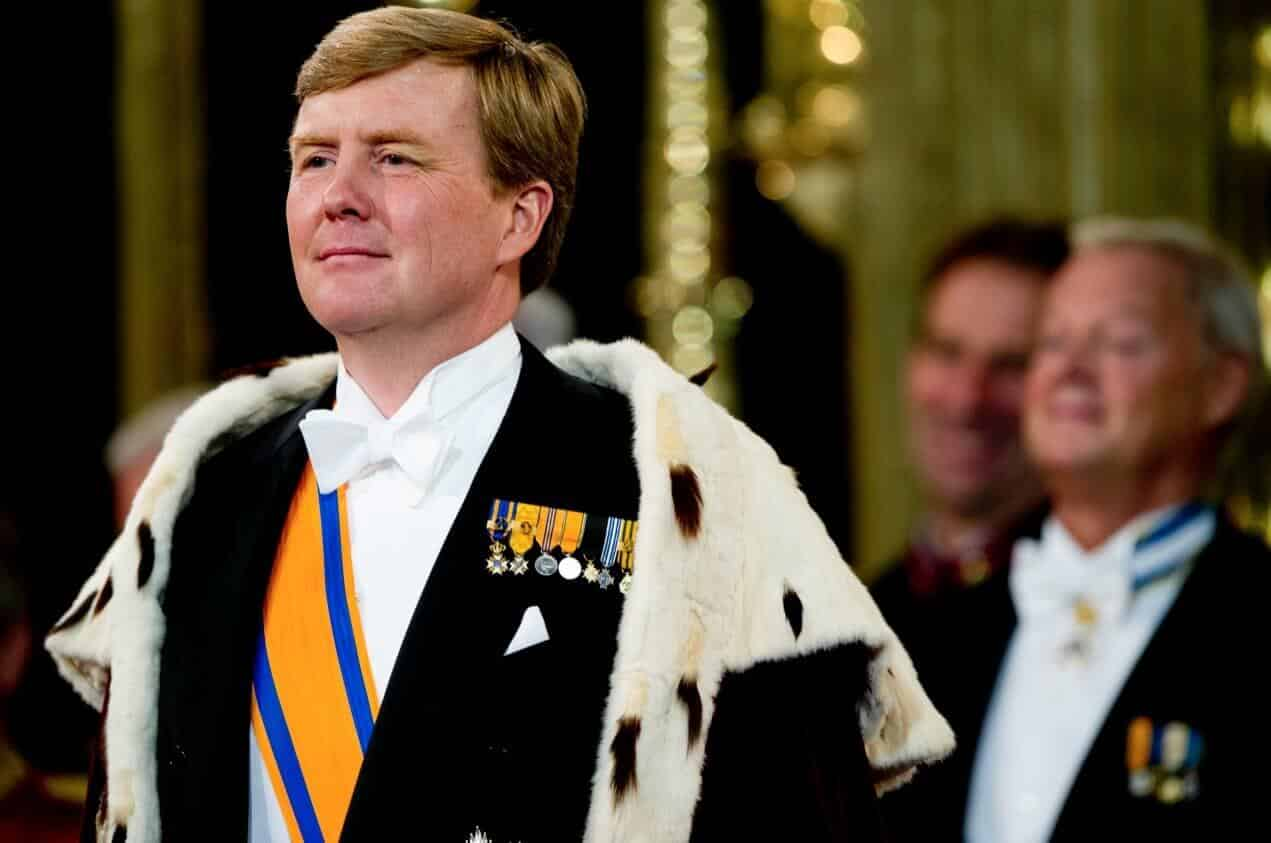 король Виллем-Александр Клаус Георг Фердинанд