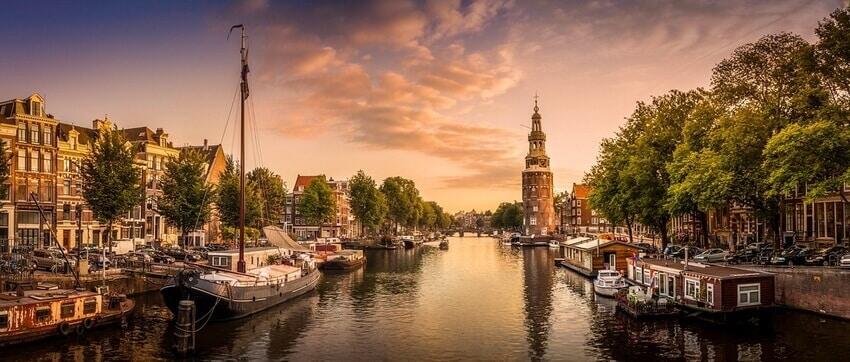 Прекрасный Амстердам - факты о Голландии (Нидерландах)
