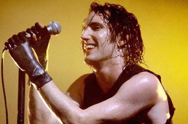 Трент Резнор, солист группы Nine Inch Nails
