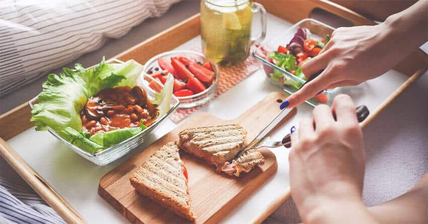 Правильное питание - Хороший завтрак