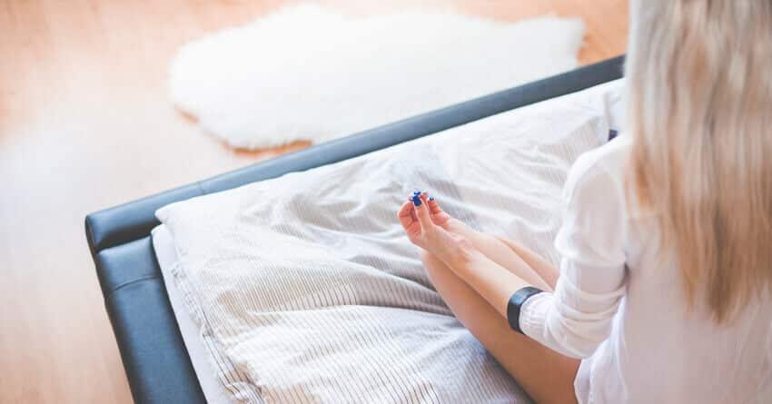 Попробуйте медитацию в борьбе со стрессом и депрессией