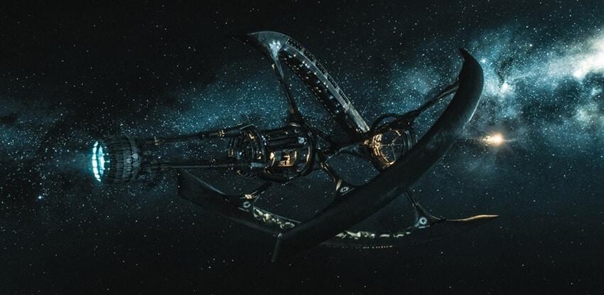 Пассажиры: Космический корабль «Авалон»